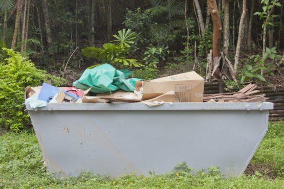 dumpster rental in Springfield, MA