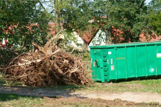 30 yard dumpster rental in Springfield Massachusetts