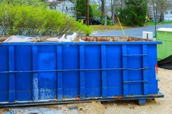 40 yard dumpster near Springfield MA